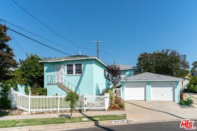 Los Angeles Multi Family Home For Sale: 3210 Edward Avenue