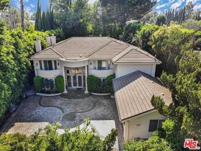 Encino Single Family Home For Sale: 5063 Gaviota Avenue