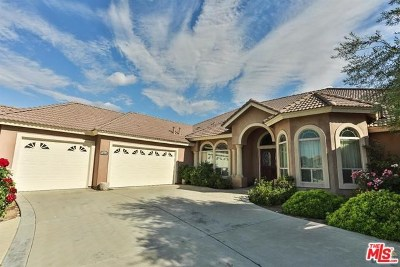 Bakersfield Single Family Home For Sale: 15339 Chateau Montelena Drive