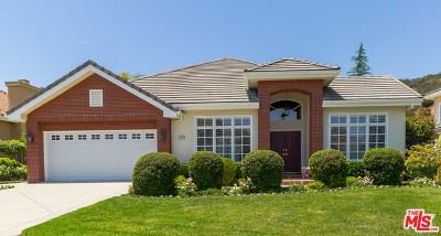 Ventura County Single Family Home For Sale: 1621 Bushgrove Court