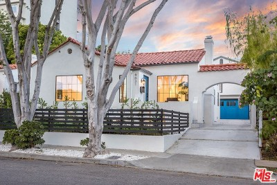 West Hollywood Single Family Home For Sale: 9031 Elevado Avenue