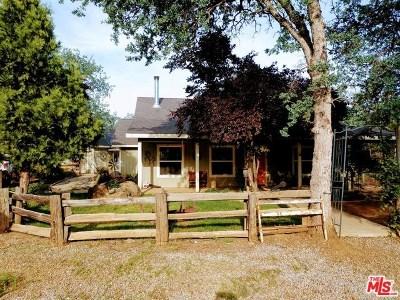 Fresno Single Family Home For Sale: 36157 Hawthorne Ln