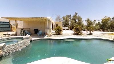 Desert Hot Springs Single Family Home For Sale: 72470 19th Avenue