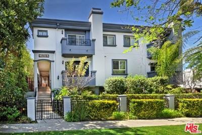 Sherman Oaks Condo/Townhouse For Sale: 4233 Allott Avenue