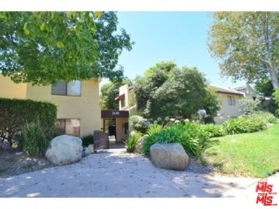 La Crescenta Condo/Townhouse For Sale: 3130 Montrose Avenue #120