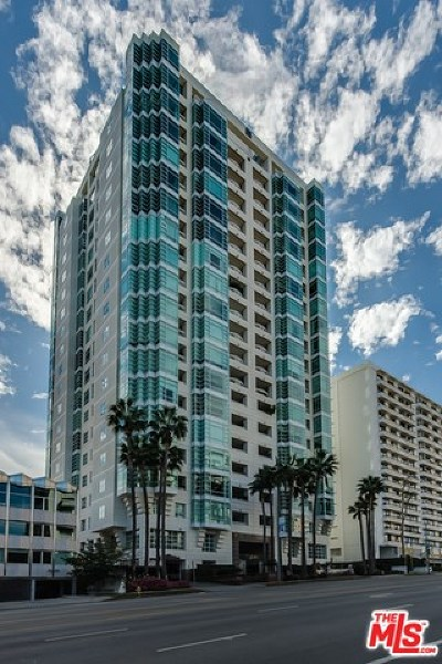 Los Angeles County, Orange County Condo/Townhouse For Sale: 10380 Wilshire #902