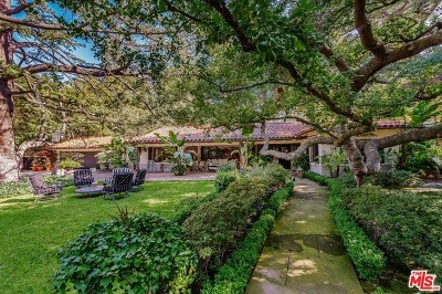 Studio City CA Single Family Home For Sale: $6,500,000