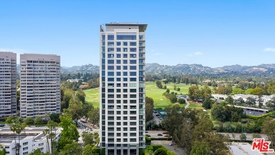 Los Angeles Condo/Townhouse For Sale: 1200 Club View Drive #20