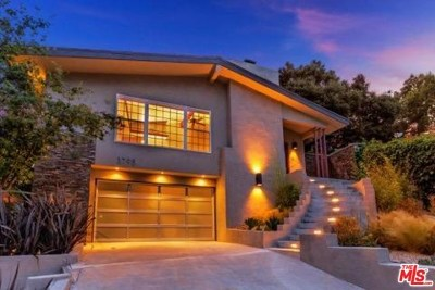 Los Angeles CA Single Family Home For Sale: $1,895,000