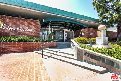 Condo/Townhouse For Sale: 5301 Balboa #F7