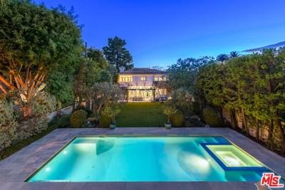 Santa Monica Single Family Home For Sale: 1709 Georgina Avenue