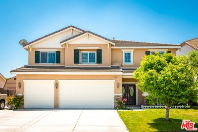 Eastvale Single Family Home For Sale: 13697 Great Falls Street