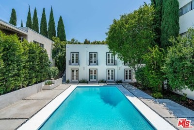 West Hollywood Single Family Home For Sale: 9024 Harratt Street