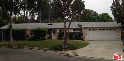 Los Angeles County Single Family Home For Sale: 15623 Hart Street