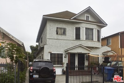 Los Angeles Multi Family Home For Sale: 142 W 52nd Street
