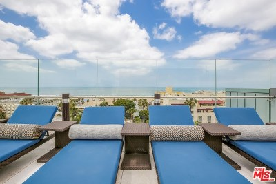 Santa Monica Condo/Townhouse For Sale: 1755 Ocean Avenue