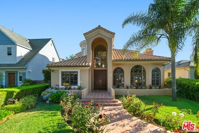 Santa Monica Single Family Home For Sale: 516 22nd Street