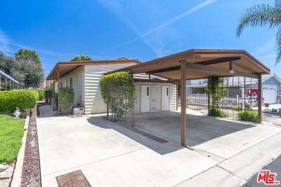 Hemet Single Family Home For Sale: 1314 Bishop Drive
