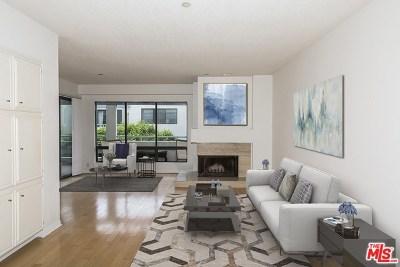 Santa Monica Condo/Townhouse For Sale: 110 Ocean Park #205
