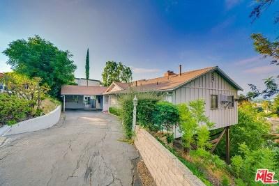 Single Family Home For Sale: 15025 Del Gado Drive