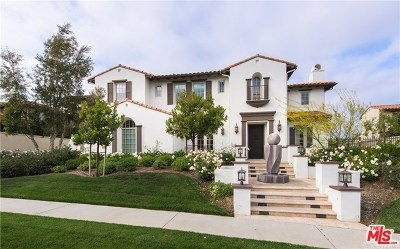 Brentwood, Calabasas, West Hills, Woodland Hills Single Family Home For Sale: 25451 Prado De Azul