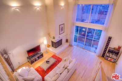 Los Angeles County, Orange County Condo/Townhouse For Sale: 20 Ironsides Street #16