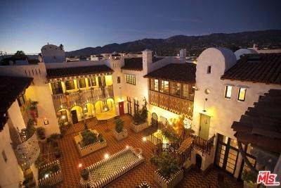 Santa Barbara Condo/Townhouse For Sale: 531 Chapala Street #C