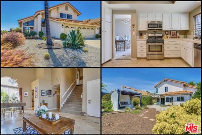 Temecula, Murrieta Single Family Home For Sale: 39837 Bolina Drive