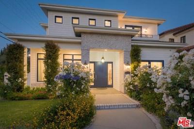 Sherman Oaks Single Family Home For Sale: 4658 Mary Ellen Avenue