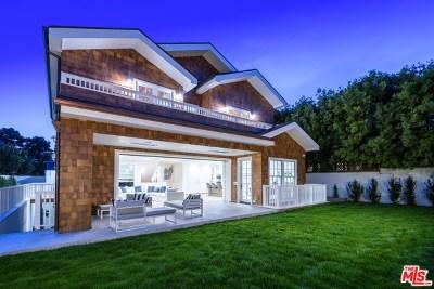 Santa Monica Single Family Home For Sale: 615 25th Street