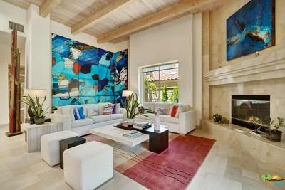 Palm Springs Single Family Home For Sale: 38350 Maracaibo Circle