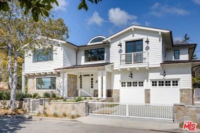 Santa Monica Single Family Home For Sale: 121 Esparta Way
