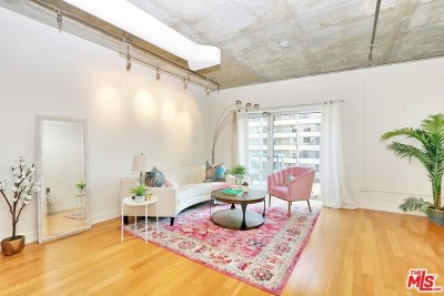 Los Angeles Condo/Townhouse For Sale: 645 W 9th Street #502