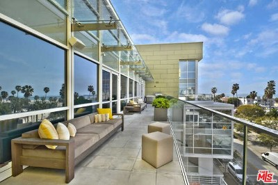 Los Angeles County, Orange County Condo/Townhouse For Sale: 1705 Ocean Avenue #210