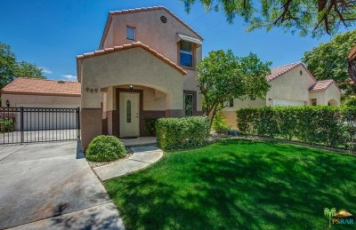 Palm Springs Single Family Home For Sale: 969 E Cottonwood Road