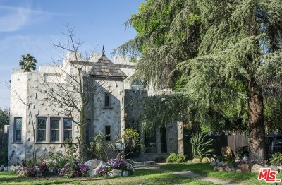 Toluca Lake Single Family Home For Sale: 11033 Hortense Street