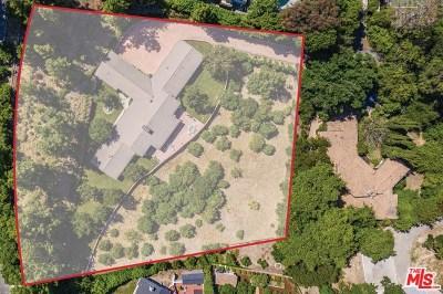 Sherman Oaks Single Family Home For Sale: 3915 Alomar Drive