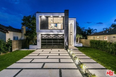 Single Family Home For Sale: 11246 Kling Street