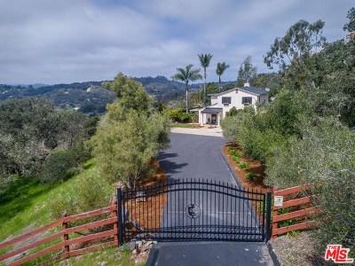 Arroyo Grande Single Family Home For Sale: 2065 Oak Way