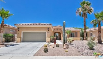 Indio Single Family Home For Sale: 81666 Avenida Sombra