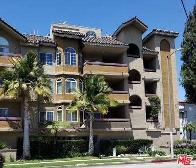Sherman Oaks Condo/Townhouse For Sale: 4301 Fulton Avenue #107