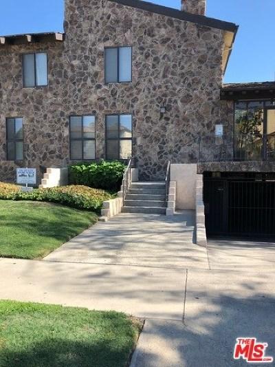 Sherman Oaks Condo/Townhouse For Sale: 13412 Burbank Boulevard #1