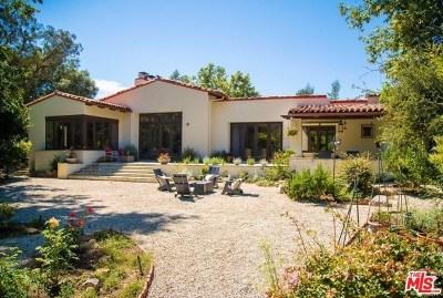 Brentwood, Calabasas, West Hills, Woodland Hills Single Family Home For Sale: 25732 Vista Verde Drive