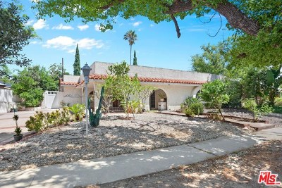 Northridge Single Family Home Active Under Contract: 17413 Lull Street