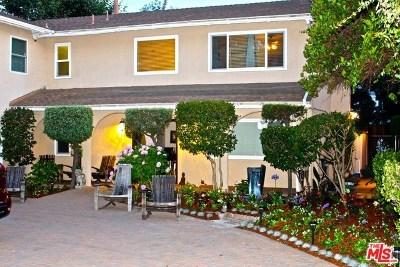 Sherman Oaks Single Family Home For Sale: 13952 Weddington Street