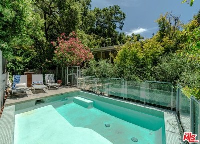 Topanga Single Family Home For Sale: 274 Muerdago Road