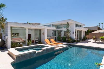Palm Springs Single Family Home For Sale: 2611 W Kings Road