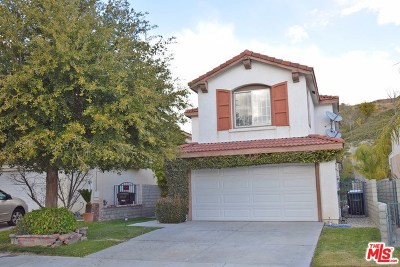 Single Family Home For Sale: 25745 Hammet Circle