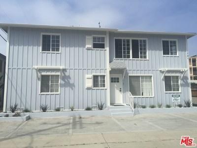 Los Angeles County Rental For Rent: 1721 Camino De La Costa #6