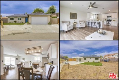 San Marcos Single Family Home For Sale: 1514 Indian Summer Court
